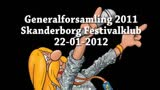 Generalforsamling i Skanderborg Festivalklub for 2011